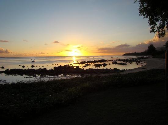 Tamassa: sunset