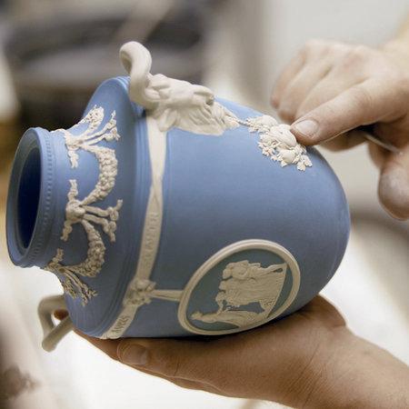 World of Wedgwood: The world famous Jasper ware