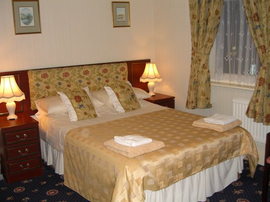 Mon Fort Hotel: Standard bedroom