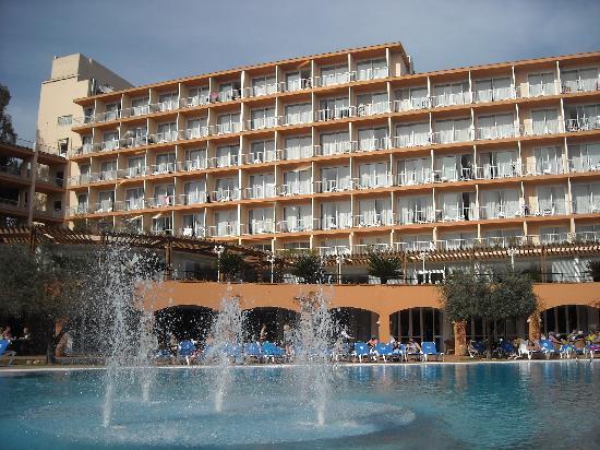 Valentin Park Clubhotel: piscine hotel