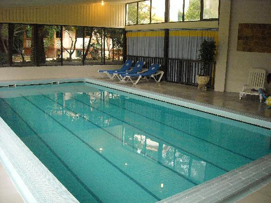 Valentin Park Clubhotel: piscine intérieur