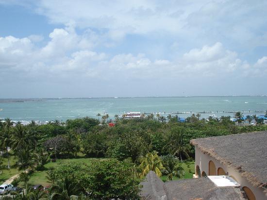 Fiesta Americana Condesa Cancun All Inclusive: Partial Ocean Room View
