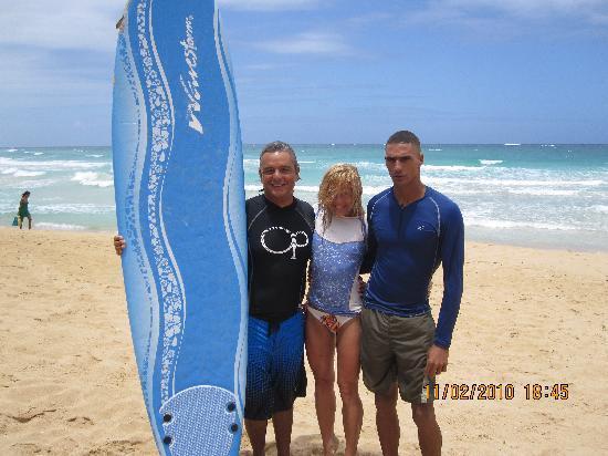 Macao Surf Camp: Katya
