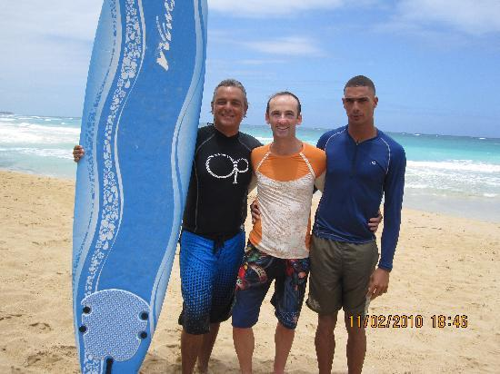 Macao Surf Camp: Simon