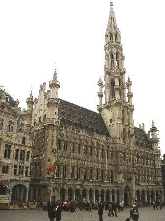 Manos Stephanie Hotel: Grand Place, Brussels