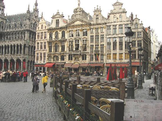 Hotel Manos Stéphanie: Grand Place Brussels (3)