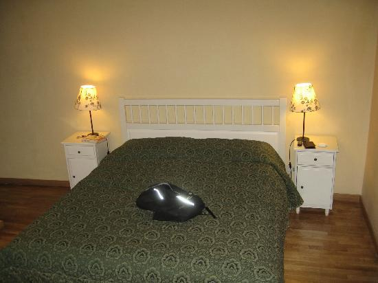 Ancient Rome B&B: A good doubble bed