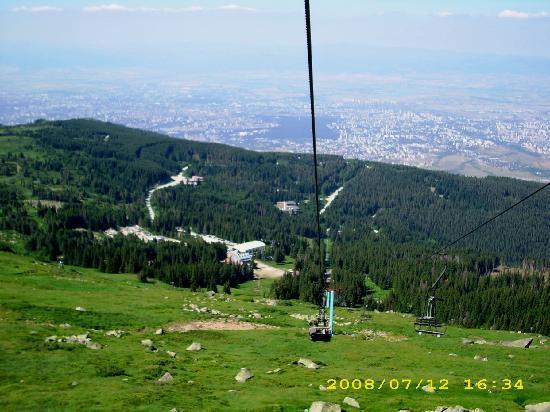 Vitosha mountain, Sofia