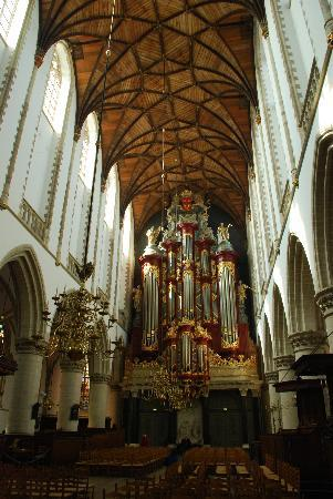 Haarlem, The Netherlands: Sint Bavo