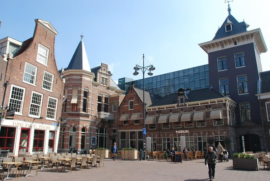 Haarlem, The Netherlands: Just off the Grote Markt