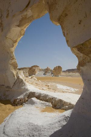 White Desert National Park: White Desert