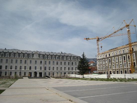 Appart Hotel Grenoble Caserne De Bonne  U2013 Table De Lit