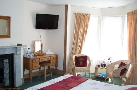 Greenwood Guest House: Family En-Suite Room
