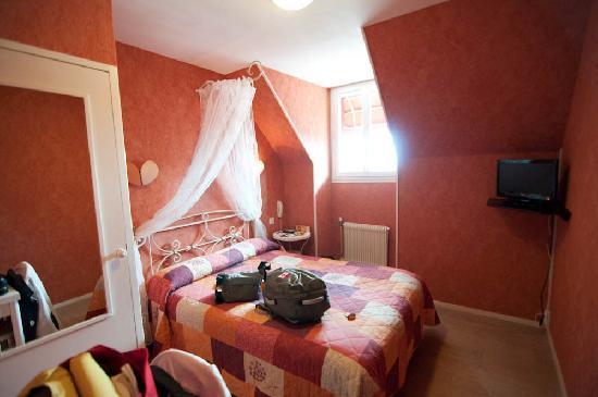 Hôtel Alesia : Room.