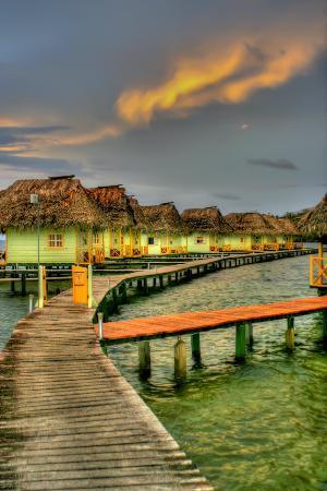 Punta Caracol Acqua Lodge: Private Paradise