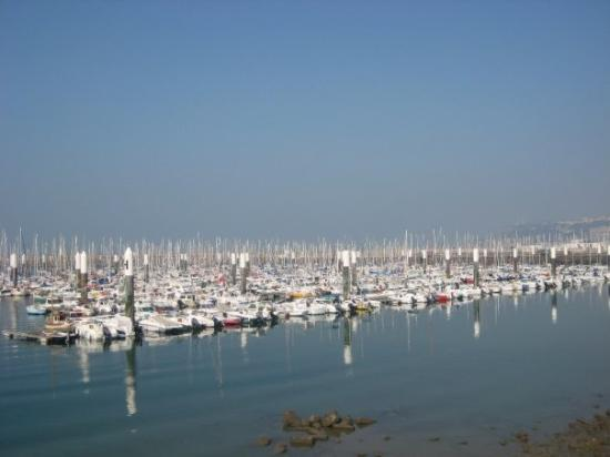 Le Havre, Frankrijk: le port 港口