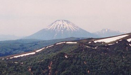 Toyako-cho, Ιαπωνία: Mt yotei-zan,Hokkaido