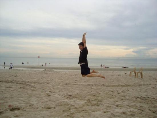 Port Dickson, Malaysia: 2009 My jump start!!!!