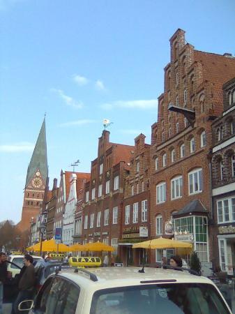 Luneburg, Lower Saxony, Germany