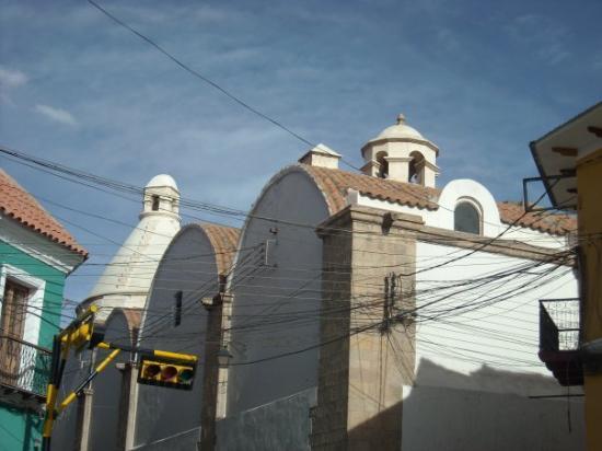 波托西城照片