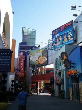 ‪Universal CityWalk Hollywood‬