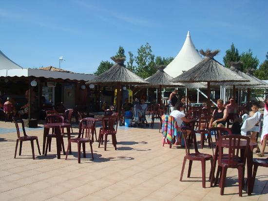 Siblu Villages - La Carabasse : View of entertainment area