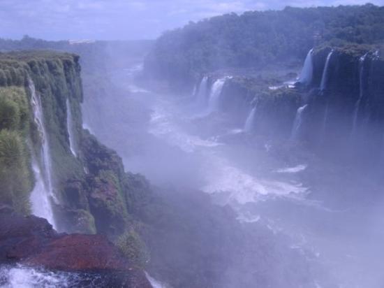 Foz de Iguazú, PR: Iguazu Waterfalls, Argentina