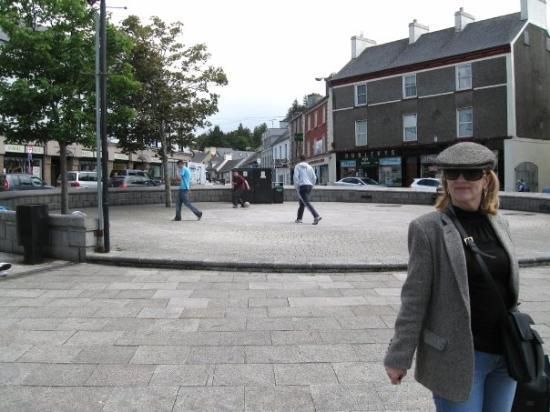 Donegal Town, Irland: The Diamond in Donnegal