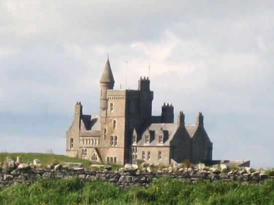 Classiebawn Castle in Mullaghmore