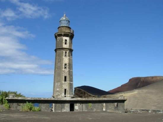Pico, โปรตุเกส: Farol dos Capelinhos - Faial