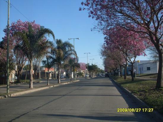 Rafaela, Argentina  Av. A Del Valle