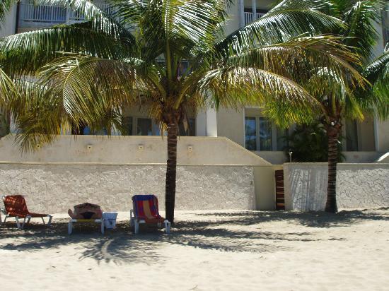 Beach Palace Cabarete: Strand
