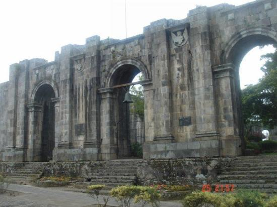 Remnants of old Cartago