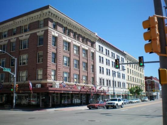 Cheyenne Wyoming Its The Downtown Area