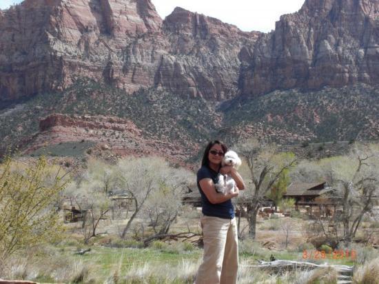 Zion's Main Canyon: Ohhhh Yahhhh