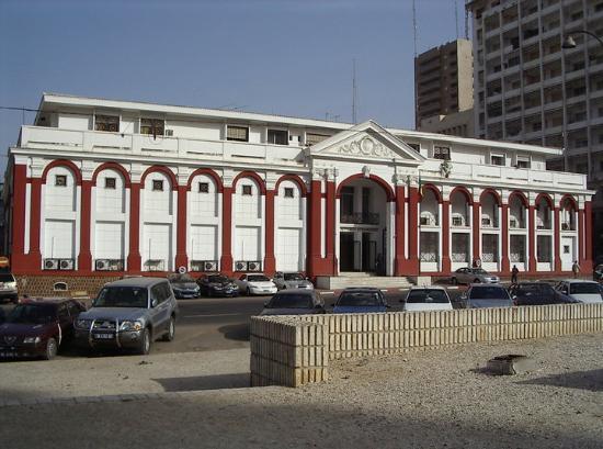 Dakar, Senegal: Le ministère des Affaires Etrangères