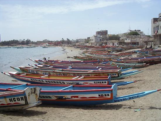 Dakar, Senegal: Ngor