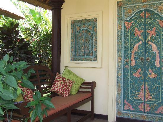 Life in Amed Boutique Hotel: Cottages terrace