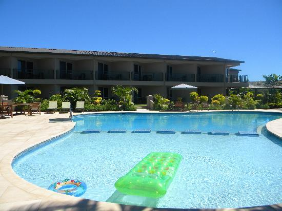 Tanoa Waterfront Hotel : Fantastic Pool