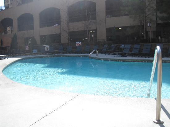 Holiday Inn Club Vacations Smoky Mountain Resort: the outside pool