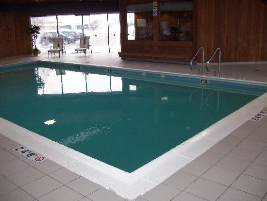 Holiday Inn Burlington : pool