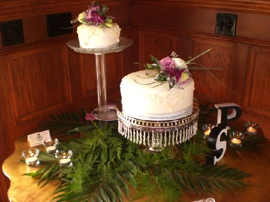 Chelsea Sun Inn : Our Beautiful Cake