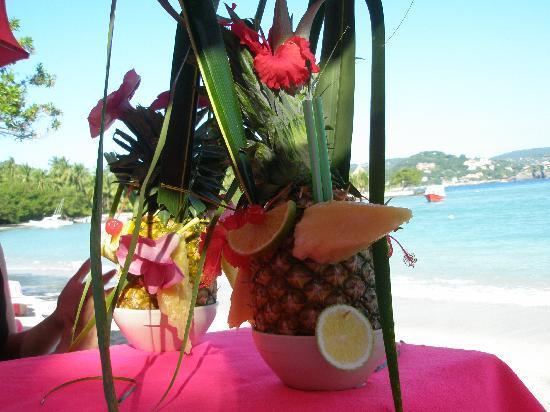 Playa Las Gatas : THE pina colada