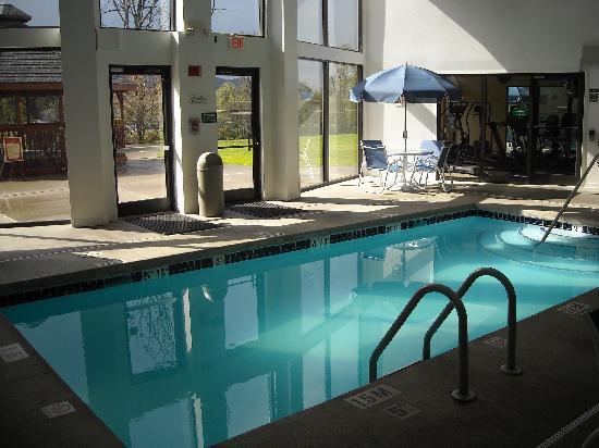 โรสเบิร์ก, ออริกอน: indoor pool