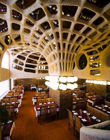 Alcazar Hotel & SPA: Restaurant Al-Gharb