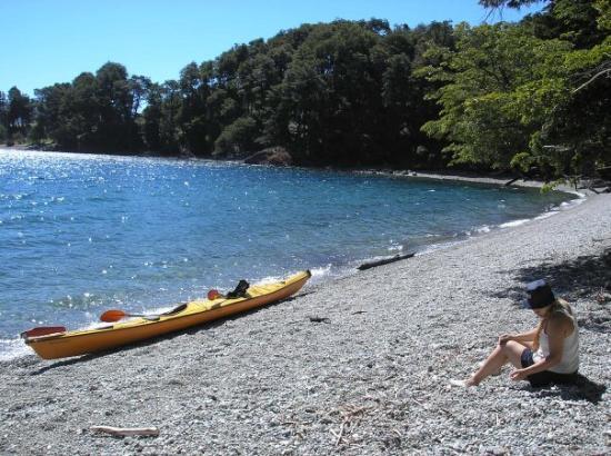 Junin de los Andes, Argentina: Lago huechulafquen