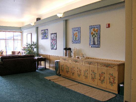 Scandia House: Lobby