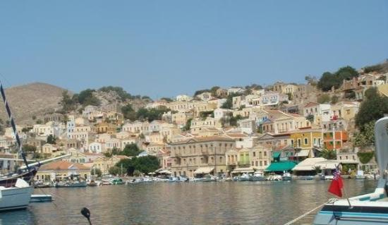 Faliraki, Greece Simi Island