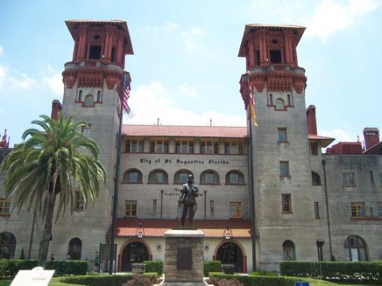 Lightner Museum - Red Train Trolley Tours of St Augustine, FL
