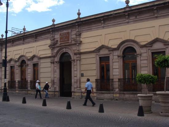 Aguascalientes, México: Museo Regional de Historia, I.N.A.H.